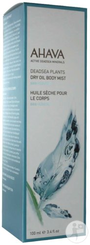 Ahava Deadsea Plants Huile Sèche Sea-Kissed Flacon 100ml