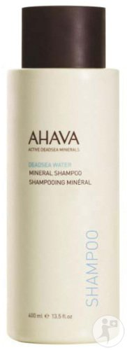 Ahava Deadsea Water Shampoing Minéral Flacon 400ml