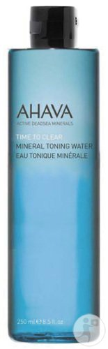 Ahava Time To Clear Eau Tonique Minérale Flacon 250ml