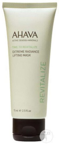 Ahava Time To Revitalize Extrême Masque Lifting Resplendissant Tube 75ml