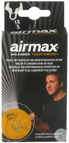air max dilateur nasal
