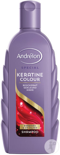 Andrélon Special Keratine Colour Shampoing Cheveux Colorés 300ml
