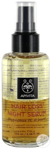 Apivita Sérum De Nuit Unisex Cheveux Clairsemés Flacon Spray 100ml