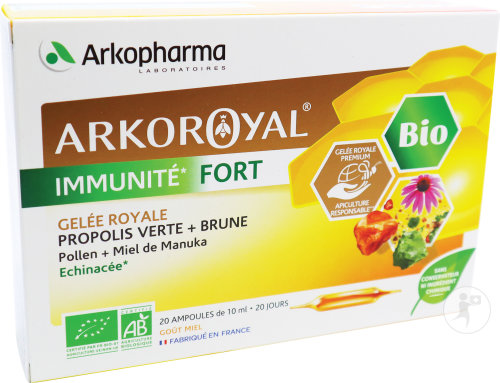 Arkoroyal Immunite Fort Bio Amp 20x10ml