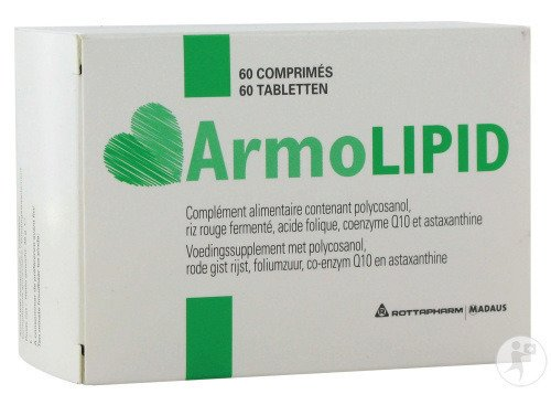 ArmoLipid 60 Comprimés
