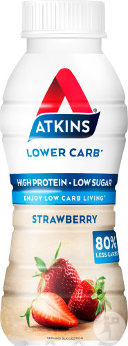 Atkins Ready To Drink Fraise 330ml