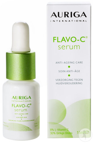 Auriga Flavo-C Sérum Anti-Age Flacon 15ml