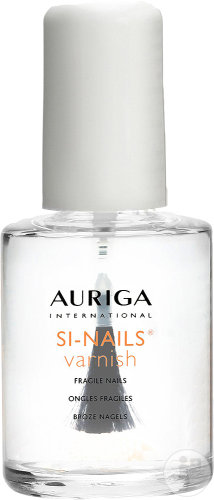 Auriga Si-Nails Varnish Soins Des Ongles Solution Flacon 12ml