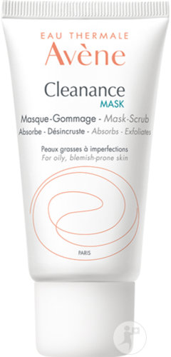 Avène Cleanance Mask Masque - Gommage Tube 50ml