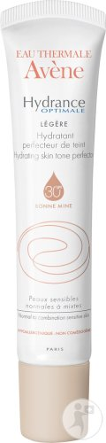 Avène Hydrance Optimale Hydratant Perfecteur De Teint Légère IP30 Tube 40ml