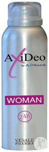 Axitrans Axideo Woman Déodorant Spray 150ml