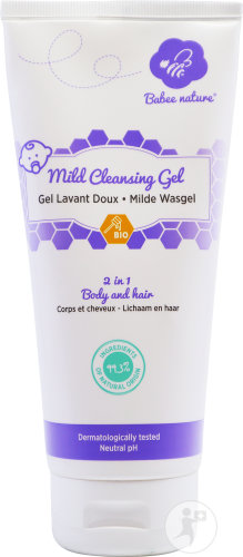 Babee Nature Gel Lavant Doux Tube 200ml
