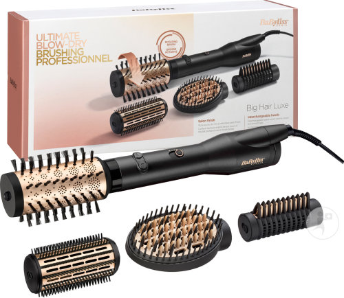 BaByliss Big Hair Luxe Brosse Soufflante Rotative 1 Pièce