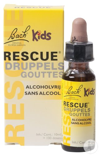 Bach Flower Rescue Kids Gouttes 10ml