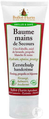 Ballot-Flurin Baume Mains De Secours Tube 75ml
