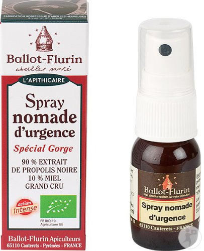 Ballot-Flurin Spray Nomade D'Urgence 15ml