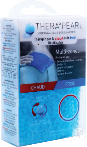 Bausch&Lomb TheraPearl Compresse Thérapie Chaud/Froid 1 Pièce