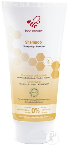 Bee Nature Shampoing Hydra-Nutritif Tous Types De Cheveux Tube 200ml