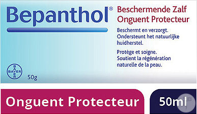 Bepanthol Onguent Protecteur- Peau Sensible - Tattoo Aftercare 50g