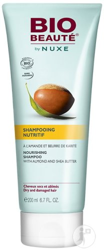 Bio Beauté By Nuxe Shampoing Nutritif Tube 200ml