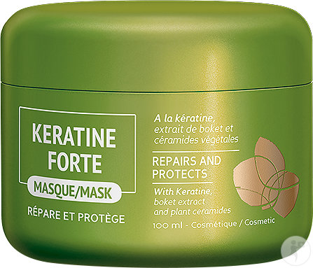Biocyte Cosmetic Keratine Forte Masque Cheveux Pot 100ml