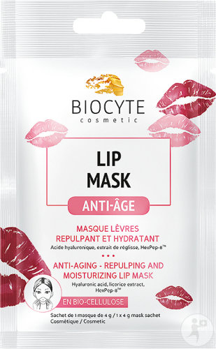 Biocyte Lip Mask Anti-Age Masque 1x4g