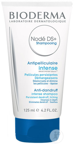 Bioderma Nodé DS+ Shampoing Antipelliculaire Intense Tube 125ml