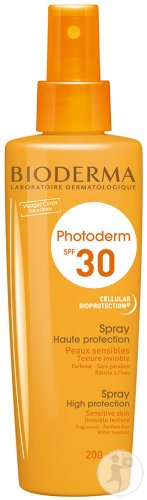 Bioderma Photoderm IP30 Spray Haute Protection Peaux Sensibles 200ml