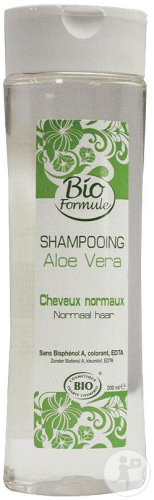 Bioformule Shampooing Cheveux Normaux Aloe Vera 200ml