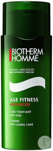 Biotherm Homme Age Fitness Advanced Soin Tonifiant Anti-Âge Flacon 50ml