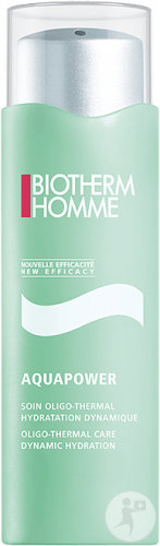 Biotherm Homme Aquapower Soin Oligo-Thermal Hydratant Dynamique Peau Normale Flacon 75ml