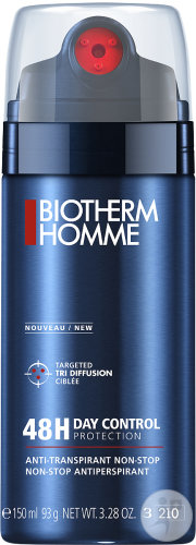 Biotherm Homme Day Control 48h Protection Anti-Transpirant Spray 150ml