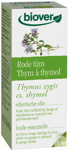 Biover Huile Essentielle Thym Rouge 10ml