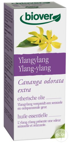 Biover Huile Essentielle Ylang Ylang 5ml