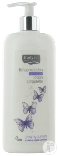 Bodysol Lotion Corporelle Hydratante Soft Touch 400ml