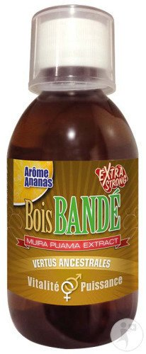 Bois Bandé Ananas Extra Strong/Fort 200ml