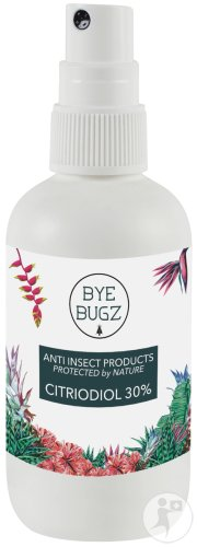 ByeBugz Anti Insect Citriodiol 30% Spray 60ml