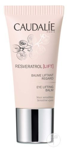 Caudalie Resvératrol [Lift] Baume Liftant Regard Yeux Sensibles Tube 15ml