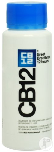 CB12 Eau Buccale 12h Regular 250ml