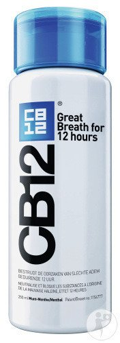 CB12 Eau Buccale 12h Regular 500ml