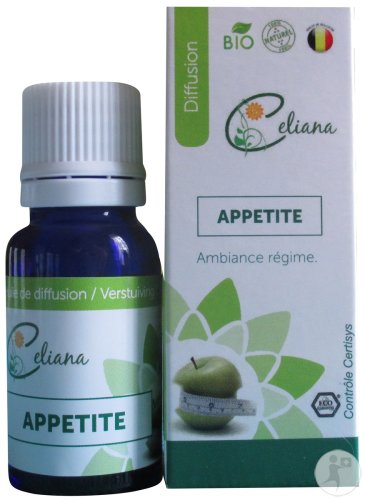 Celiana Appetite Oil Flacon 10ml