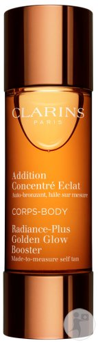 Clarins Addition Concentré Éclat Auto-Bronzant Corps 30ml