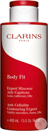 Clarins Body Fit Expert Minceur Anti-Capitons Flacon 400ml