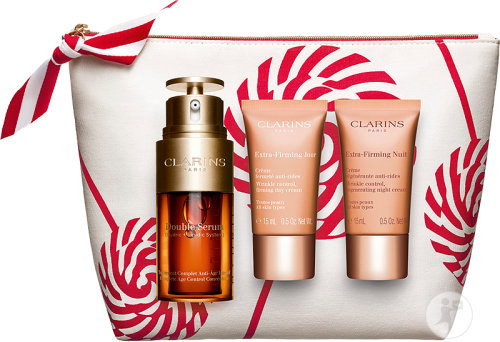 Clarins Coffret Double Sérum & Extra-Firming