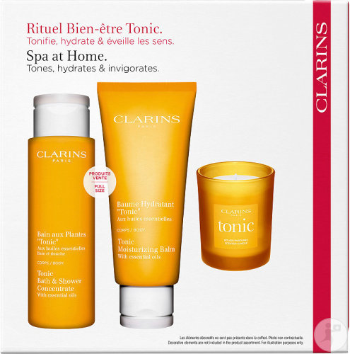 Clarins Coffret Spa At Home