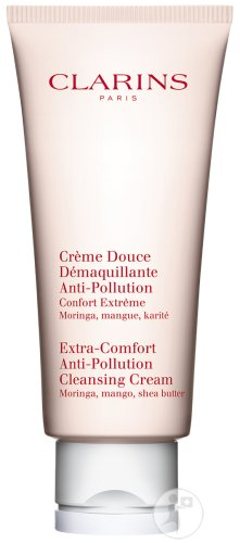 Clarins Crème Douce Démaquillante Anti-Pollution Tube 200ml