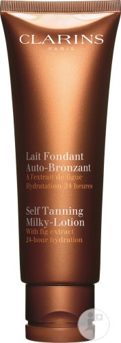 Clarins Lait Auto-Bronzant IP6 Tube 125ml