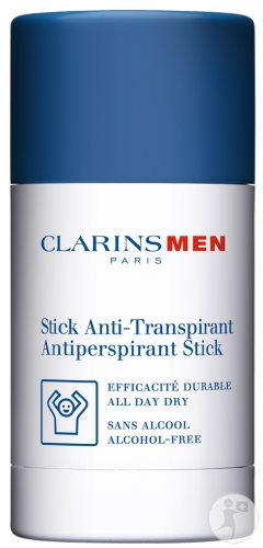 Clarins Men Stick Anti-Transpirant Sans Alcool 75ml