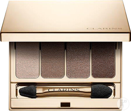 Clarins Ombre 4 Couleurs 03 Brown 1 Boîte
