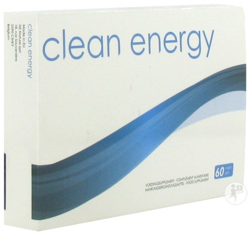 Clean Energy 60 Gélules